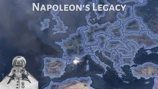French World Destruction! Napoleon's Legacy in Hoi4! World Conquest (Hoi4 Timelapse/Speedrun)