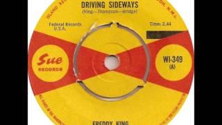 Freddy King   Driving Sideways UK Sue Records