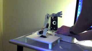 ROBOTIC ARM Arduino Controlled: 8 Steps - Instructables