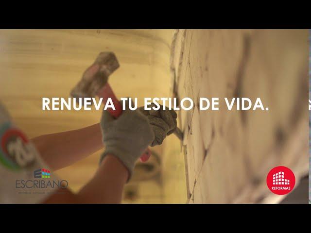 Reforma de piso en Inca, Mallorca.
