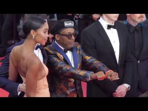 Spike  Lee BlacKkKlansman World Premiere  71 Cannes Film Festival  Red Carpet