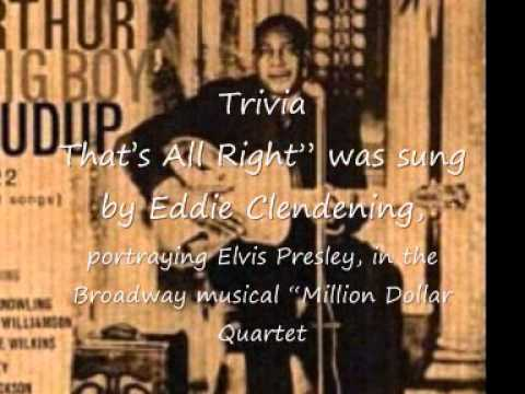 Arthur Crudup - That's All Right (original version)