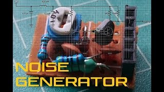 Gambar cover [Bits #18] Diode Noise Generator Circuit  + Spectrum Analyzer