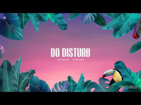 CNBLUE's Jung Yong Hwa Mini Album Do Disturb Summer Night Beginning