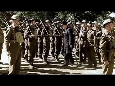 A II. világháború színesben - 7. rész: A szerencse forgandó
