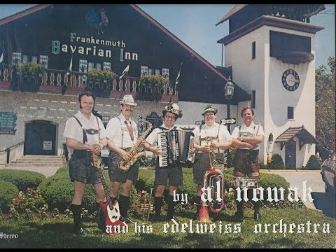 Al Nowak and his Edelweiss Orchestra - German Favorites 2 Full Album