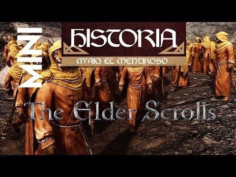 M'AIQ EL MENTIROSO- Mini Historia de The Elder Scrolls