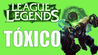 League of Legends y su comunidad TÓXICA