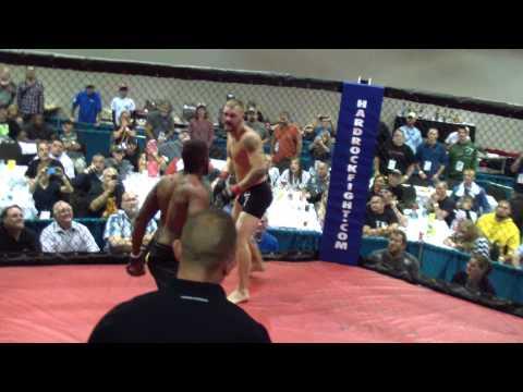Hardrock MMA 67 Fight 11 Derek Smith vs Kyle Pearson 185 Title Ammy