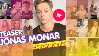 Jonas Monar - Playlist (Official musical.ly Version) Teaser