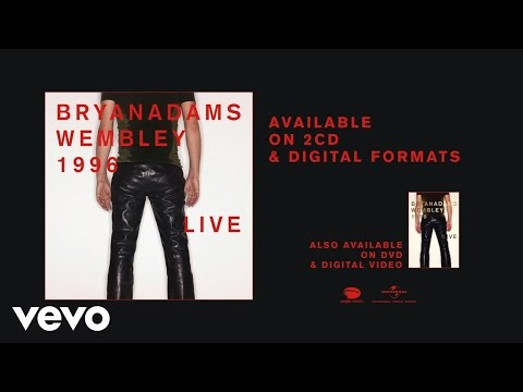 Bryan Adams - 18 'til I Die (Live at Wembley 1996)