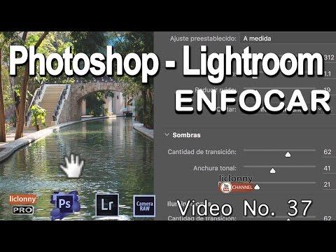 Tutorial Enfocar.Photoshop Y Lightroom #37 PS. ¿Qué Funciones Tiene El Enfoque Suavizado?. Liclonny