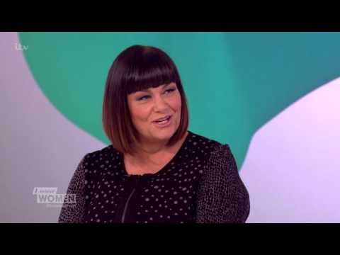 Dawn French Describes The Moment She Fell For Her Husband  Loose Women