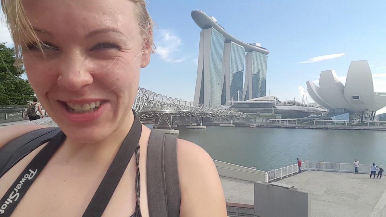 Erster Tag in Singapur Gardensbythebay usw