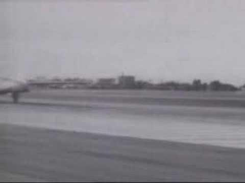 XB-46 takeoff