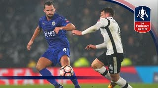 Derby County 2-2 Leicester City - Emirates FA Cup 2016/17 (R4) | Official Highlights