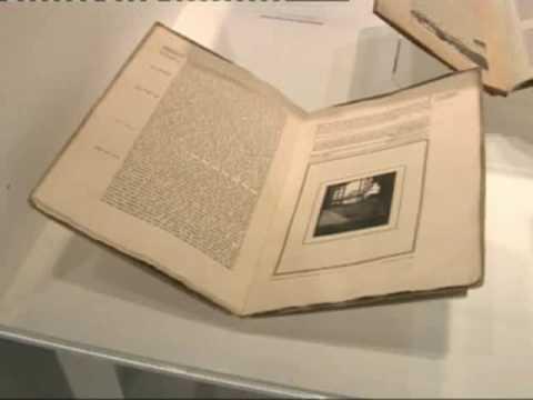 """Exposición """"Edward Gordon Craig. El espacio como espectáculo"""