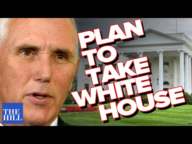 Author details Mike Pence's long game plan to take the White House
