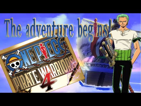 THIS GAME IS FUCKING GREAT!  One Piece: Pirate Warriors 4   