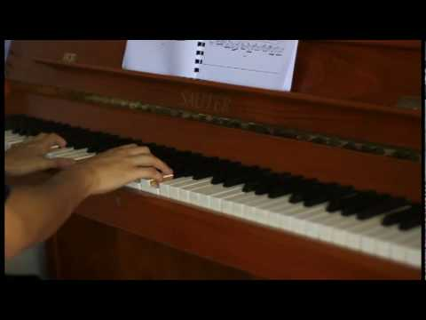 Godowsky Sonata, 2nd movement