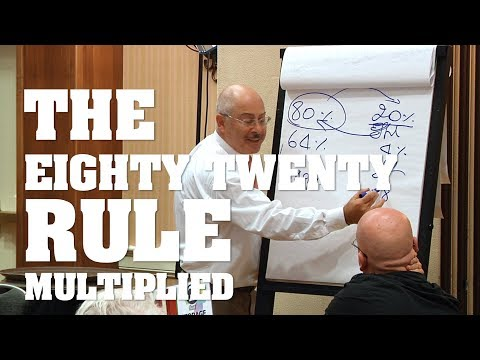 The Eighty Twenty Rule Multiplied