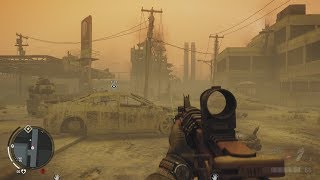 Post Apocalyptic Philadelphia in Futuristic FPS Game Homefront 2