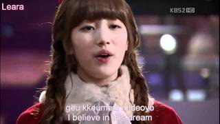 Video Dream High Goose's Dream Rom+Eng sub HyeMi & BaekHee download MP3, 3GP, MP4, WEBM, AVI, FLV Januari 2018