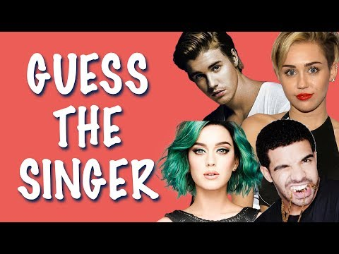 Guess Who: Singers