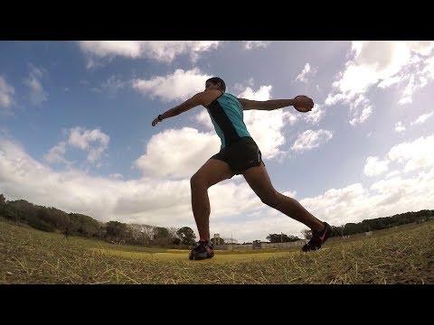 ENTRENADOS CAPÍTULO Nº 9: Atletismo (2ª parte)