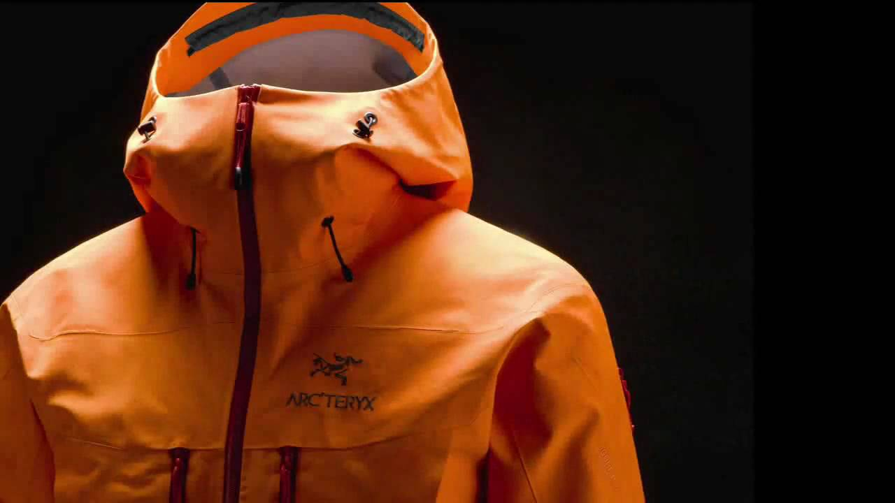 85930ed23ce ARC'TERYX Technologies - Hardshell Materials - YouTube