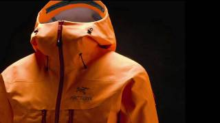 ARC'TERYX Technologies - Hardshell Materials