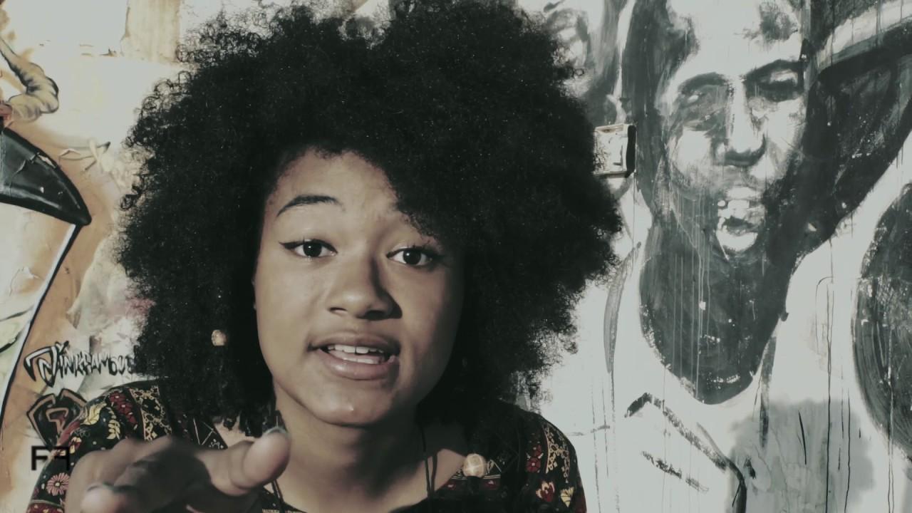 "Nyota Parker - ""Free Us"