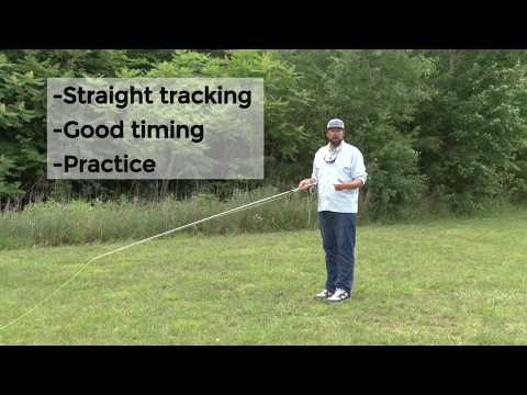 ORVIS - Fly Casting Lessons - Accuracy At Longer Distances
