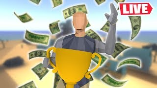 STRUCID SATURDAY SHOWDOWN LIVE ($100 ROBLOX TOURNAMENT)