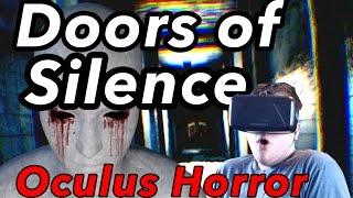 I M NOT OK Doors Of Silence Oculus Horror Game