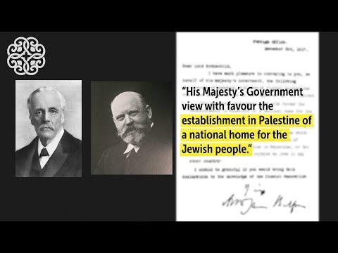 What Is The Balfour Declaration?