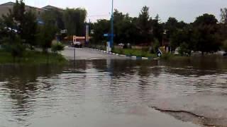 Потоп в Дондушень