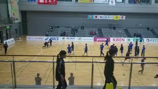 日本ハンドボールリーグ 豊田合成の練習 BGM はクイーン