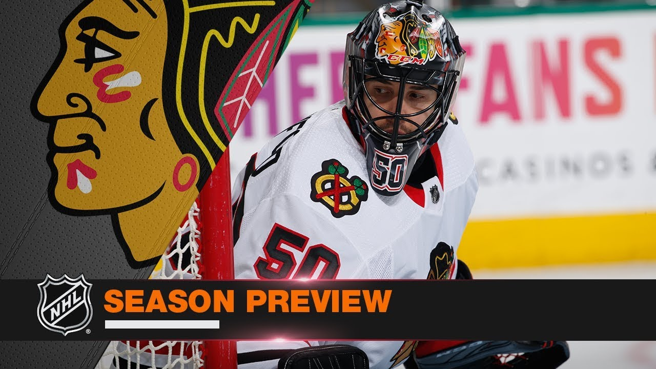 premium selection 2cb9b 5d9a8 31 in 31: Chicago Blackhawks 2018-19 season preview