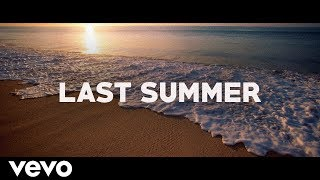 Last Summer - Stellar (Official Lyric Video)