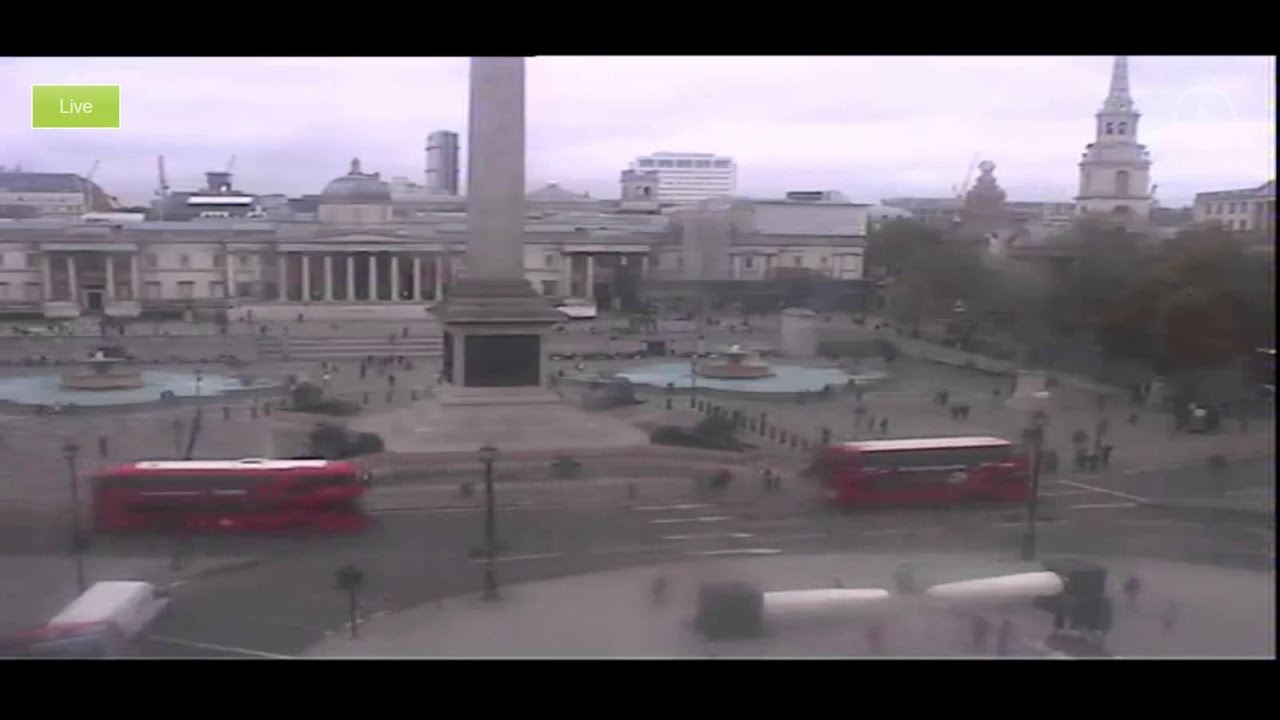 8  Am Gmt 456 Am Est Trafalgar Square London Live