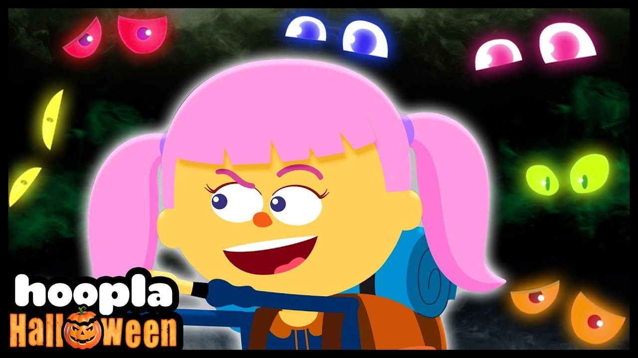 Welcome To The Ghost Camp | Hoopla Halloween | Halloween Songs For Children