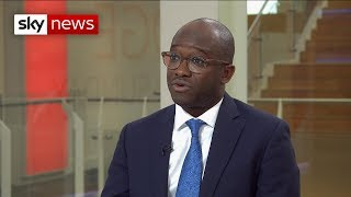 Sam Gyimah: 'I am a step in modernisation too far'