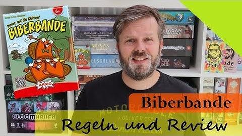 Biberbande - Regeln und Review