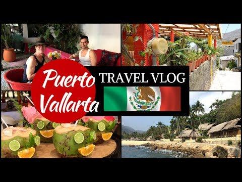 Puerto Vallarta Travel Vlog 2017 - A.D. & Peter