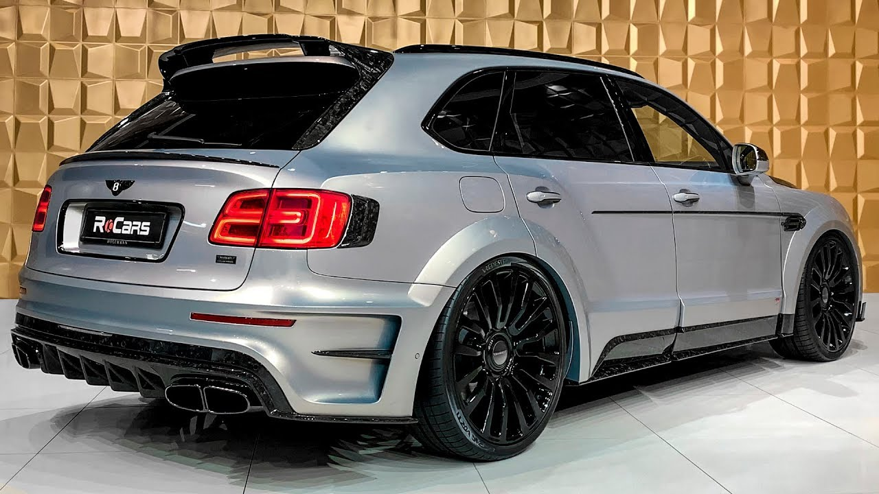 Bentley Bentayga W12 First Edition (2019)