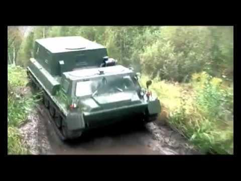 The ZZ 4 All Terrain Vehicle