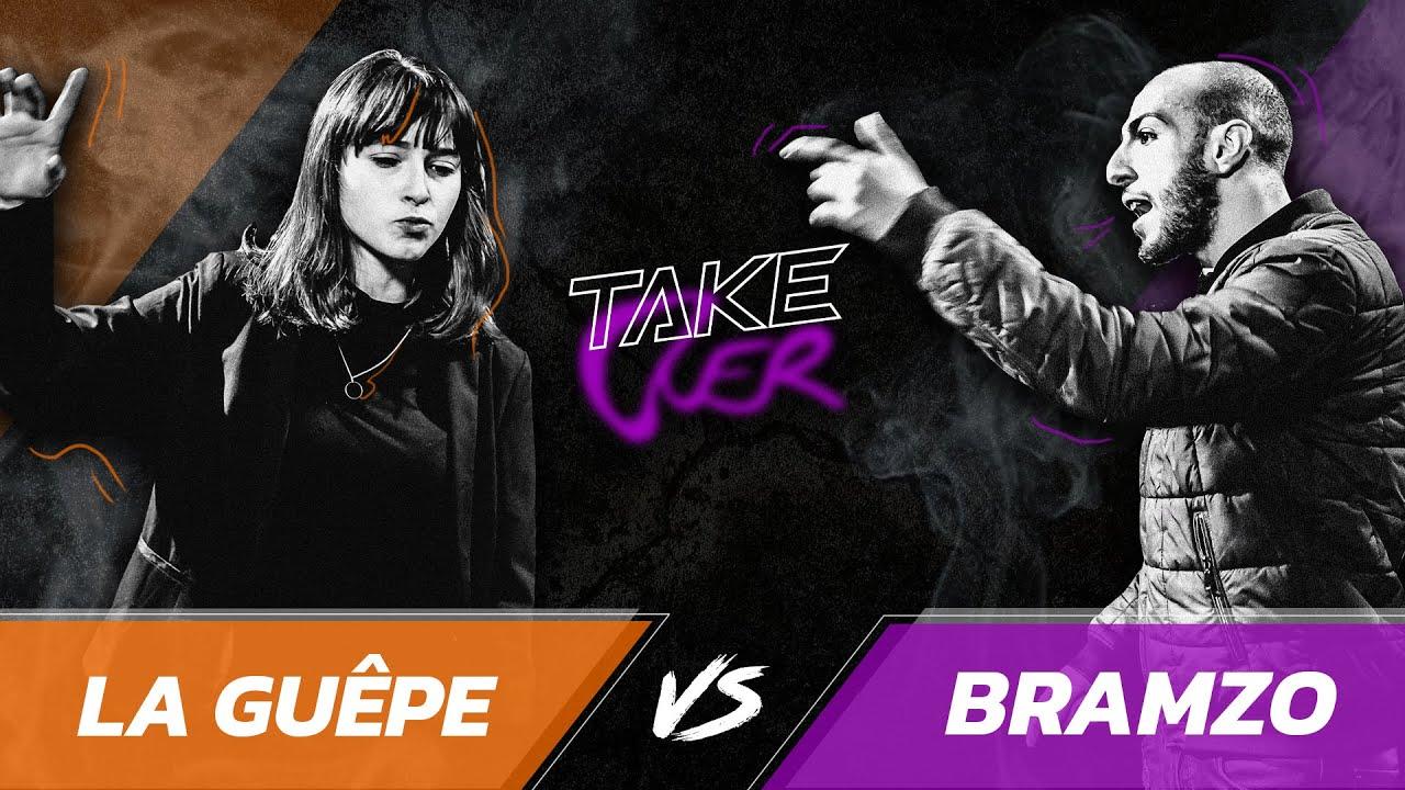 TakeOver II - La Guêpe vs Bramzo