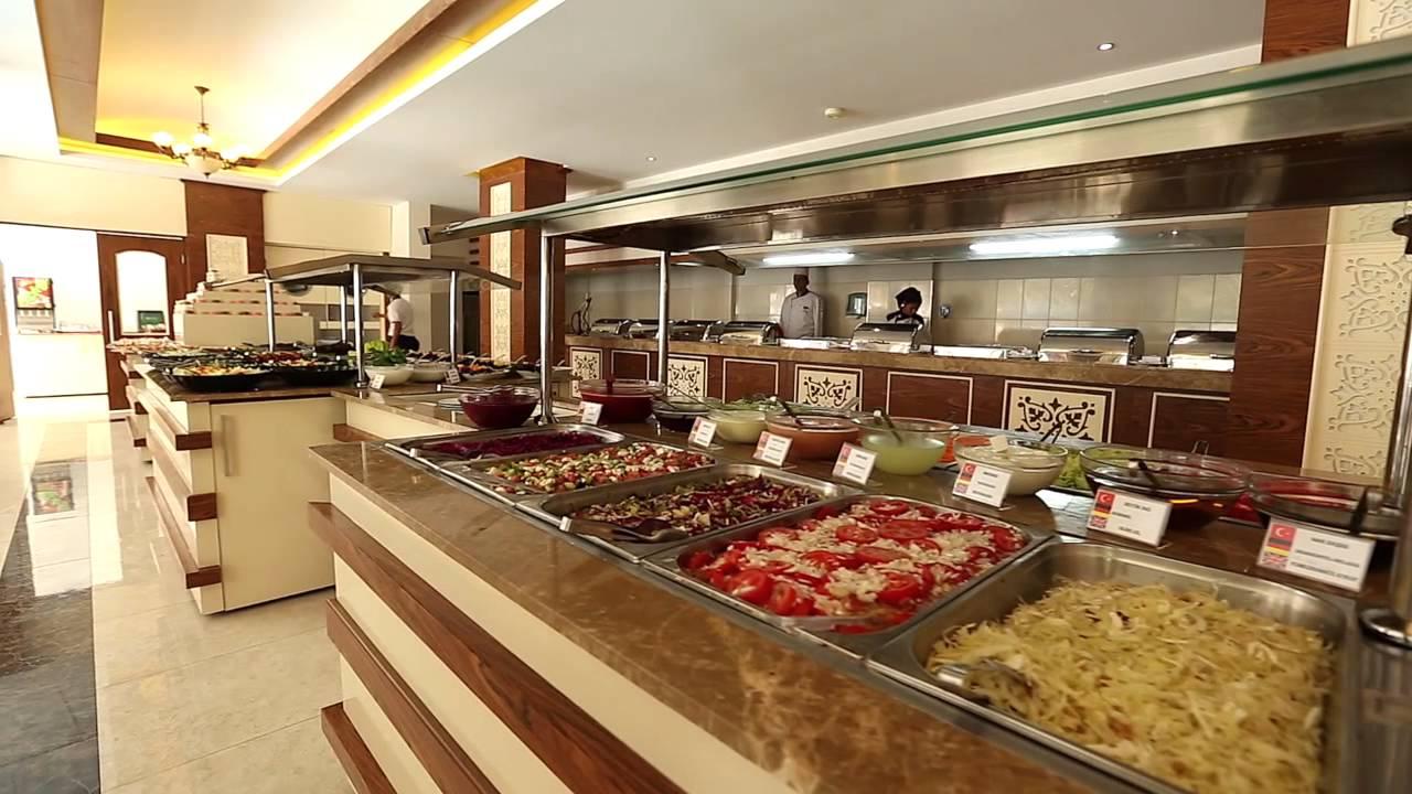 Monart City Hotel Alanya