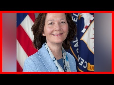 Breaking News | Gina Haspel passes crucial vote to become CIA director